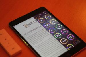 iConnectHue HD supports iPad multitasking