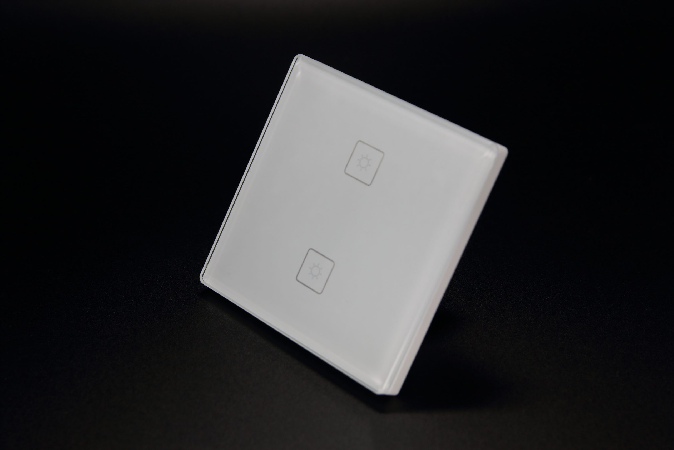 3A Smart Light Switch – 2 Gang