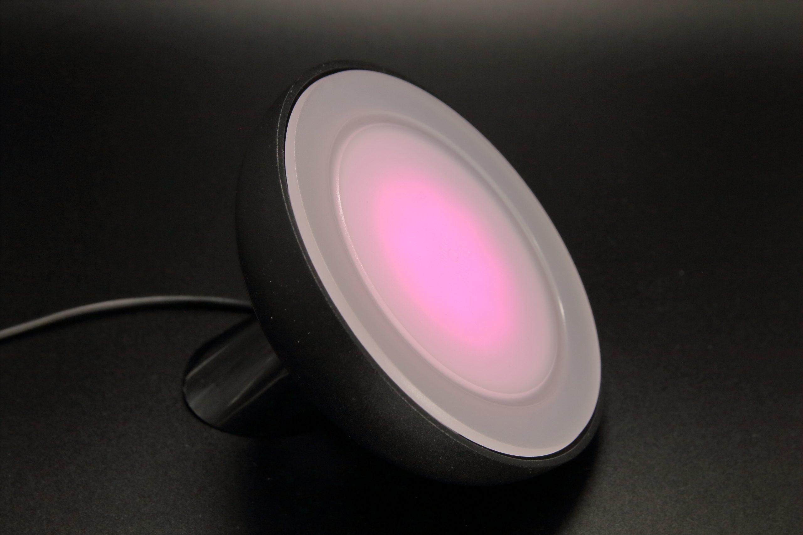 Philips Iris Clear Lampe