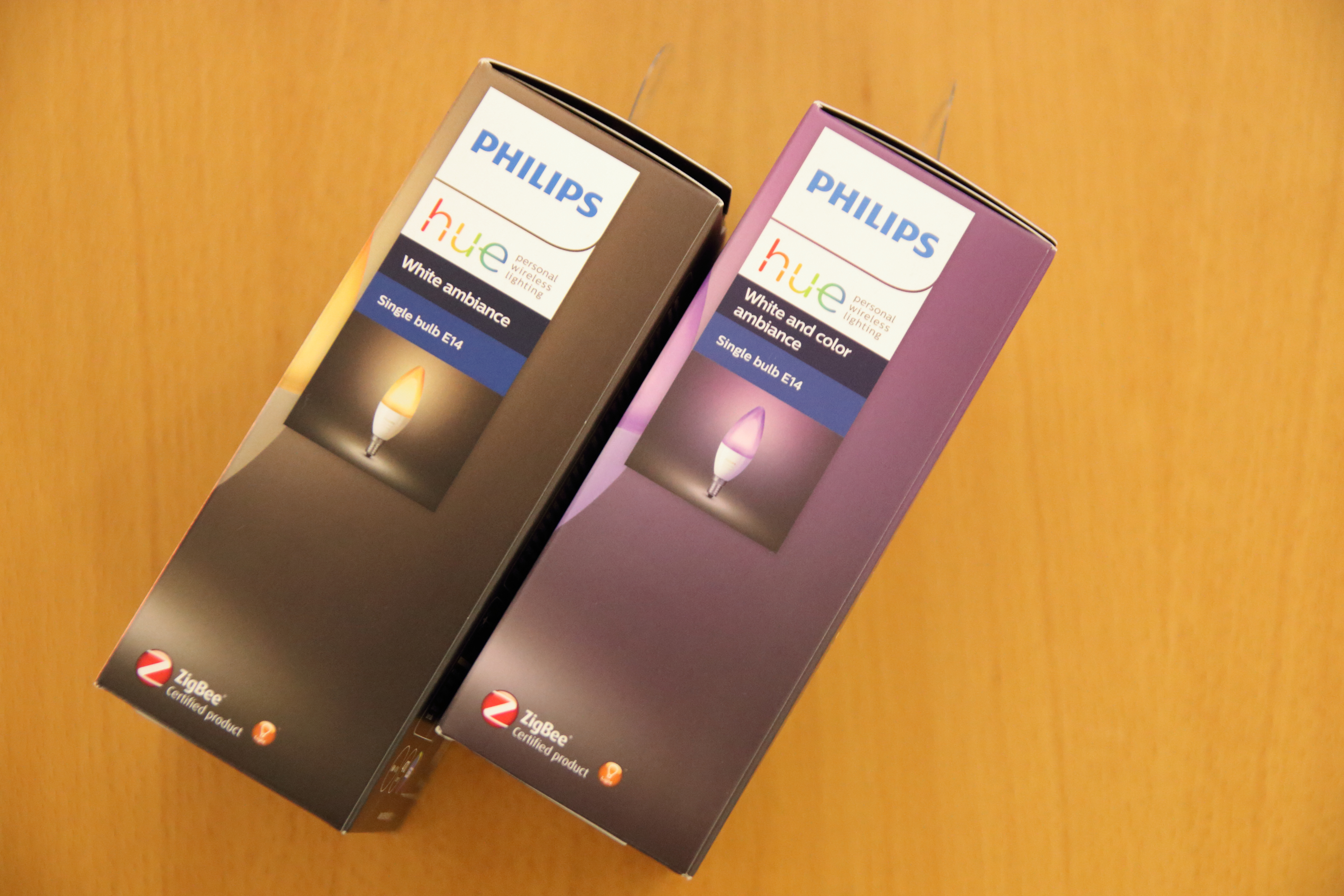 Philips Hue Candelabra E14 – waiting is over | iConnectHue